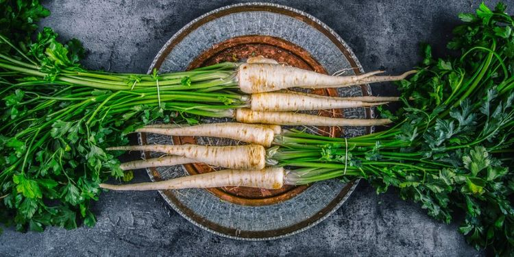 Image of PARSNIP, food that makes you more desirable