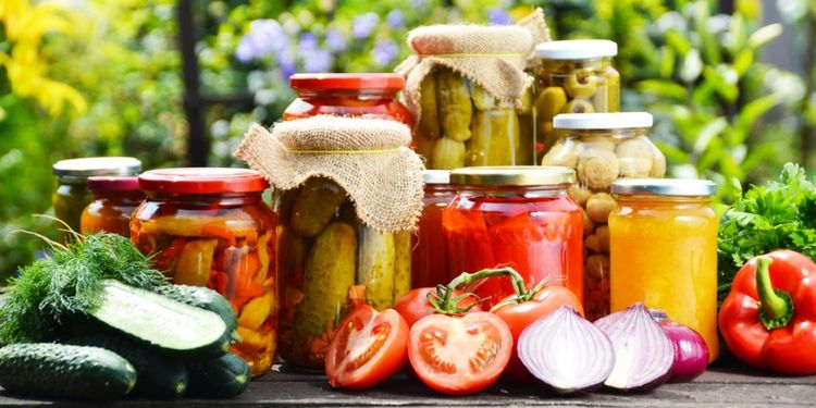 Image of PICKLES, food that makes you more desirable