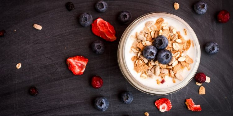 Image of YOGURT, food that makes you more desirable