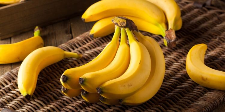 Image of bananas, one of the healthiest foods on the planet