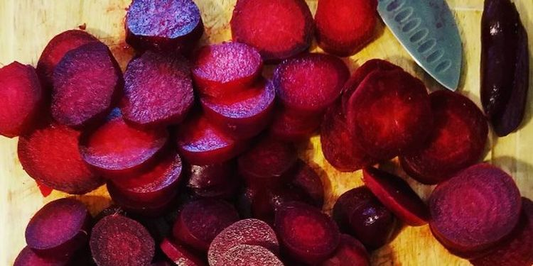 Image of BEETS, one of the healthiest foods on the planet