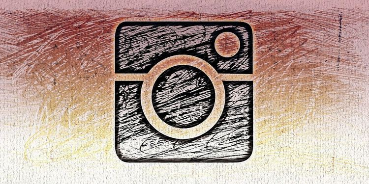 Instagram Logo Drawing