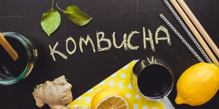 Image of kombucha, food that makes you more desirable