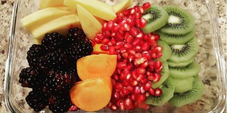 Image of colorful fruits