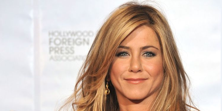 Jennifer Aniston, celebrity who had fertility struggles