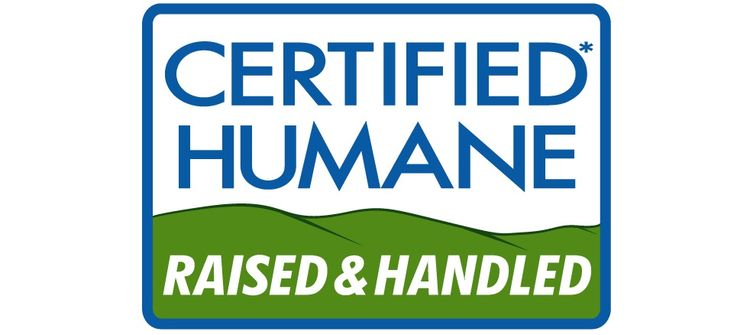 Certified Human Food Label