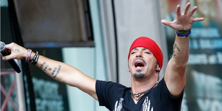Image of BRET MICHAELS who rised above his diabetes diagnosis