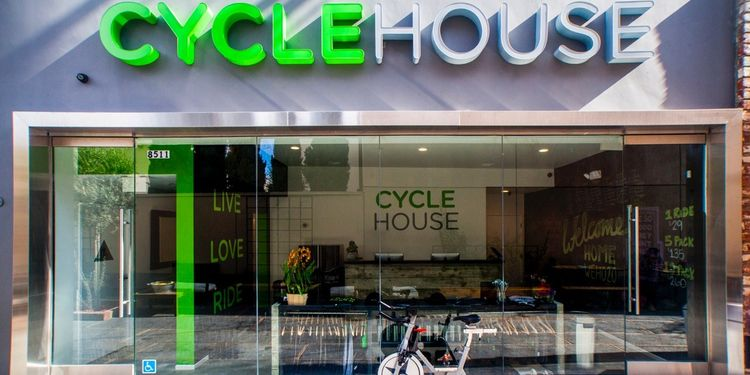 Image of Cycle House fitness studio