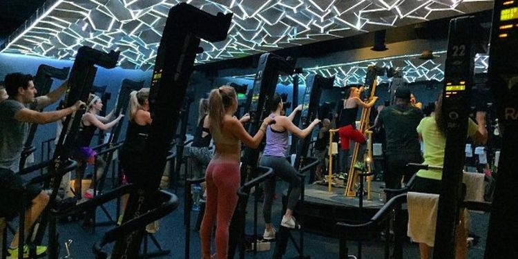 Image of Rise Nation fitness studio