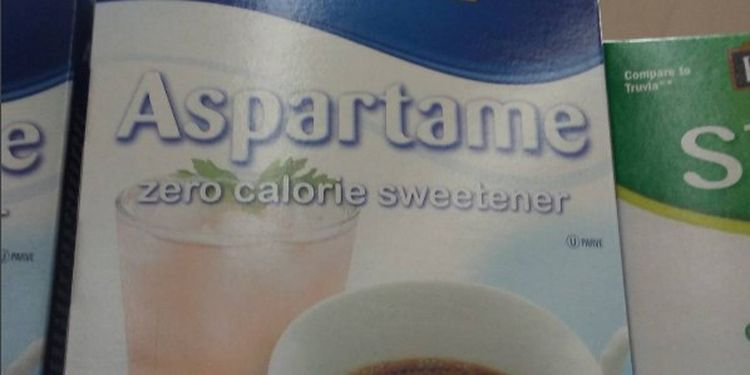 Image of Aspartame a common health Food Ingredient to watch out for