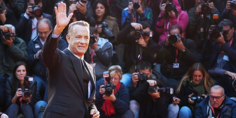 Image of Tom Hanks who rised above his diabetes diagnosis