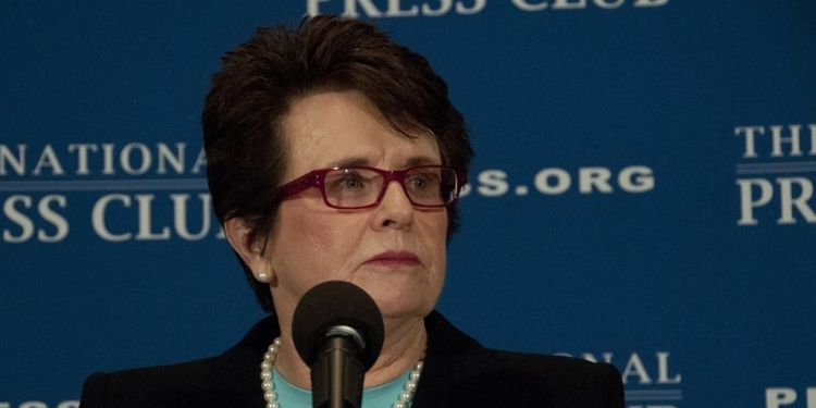 Image of BILLIE JEAN KING who rised above her diabetes diagnosis