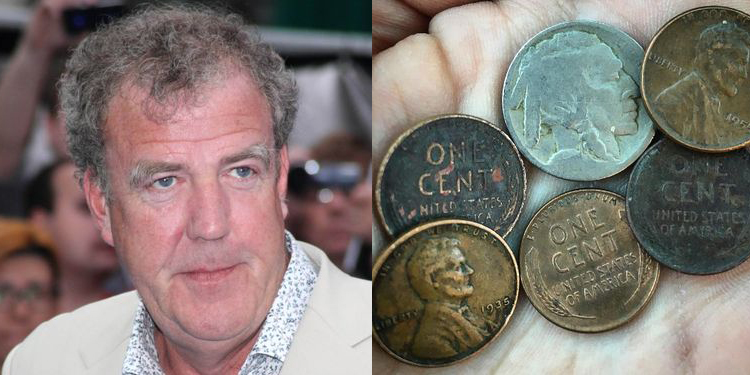Image of Jeremy Clarkson who suffers from allergy