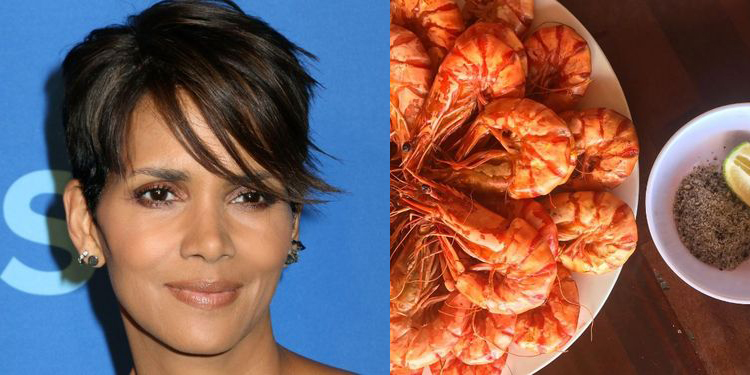 Image of Halle Berry who suffers from allergy