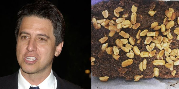 Image of Ray Romano who suffers from allergy