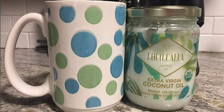Image of Coconut Oil used to make healthy home-cooked meals