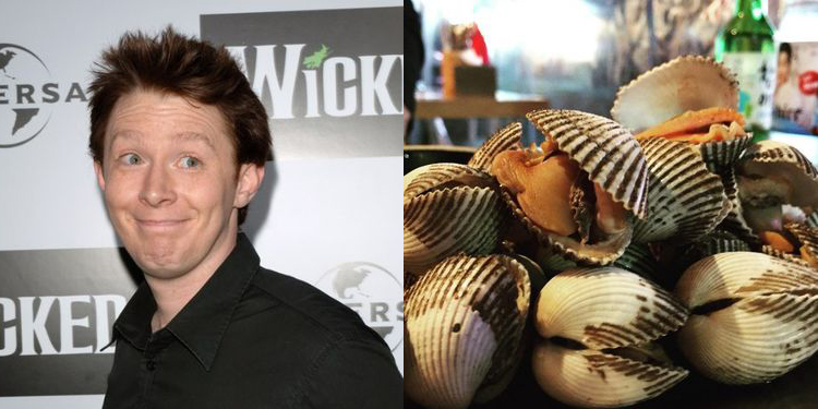 Image of Clay Aiken who suffers from allergy