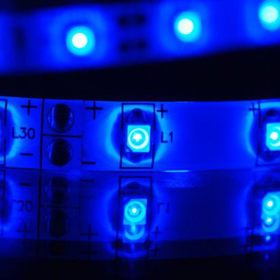 Blue LED Strip