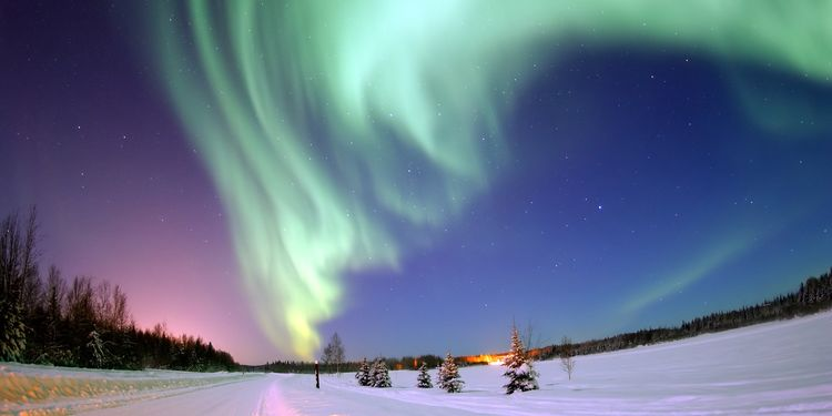 Photo of Polar Light, Aurora Borealis