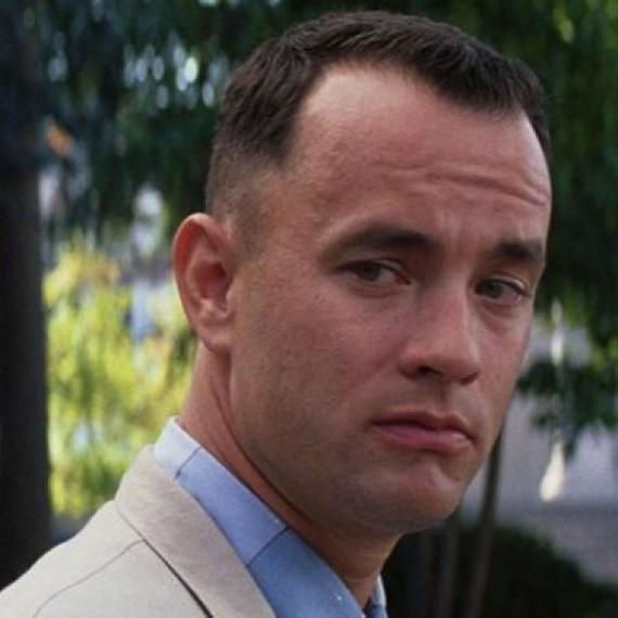 21 Forrest Gump a fictional character with a serious health condition