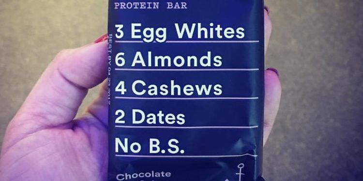 Image of a nutrition bar