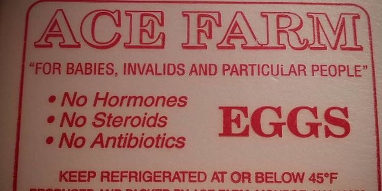 Image of No Hormones eggs