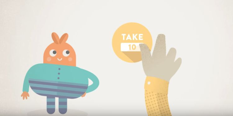 Screenshot of Headspace App Take 10 Program