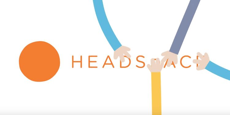 Screenshot of Headspace App Program Logo
