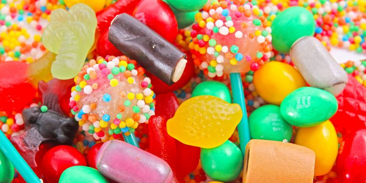 Photo of sugar candies