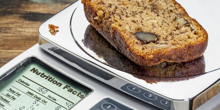 Photo of a food scale