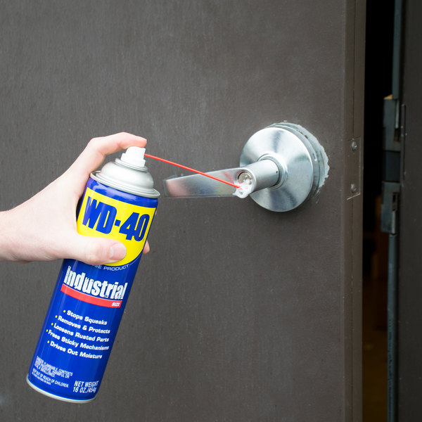WD-40: The Top 40 Amazing Ways To Use It Like MacGyver